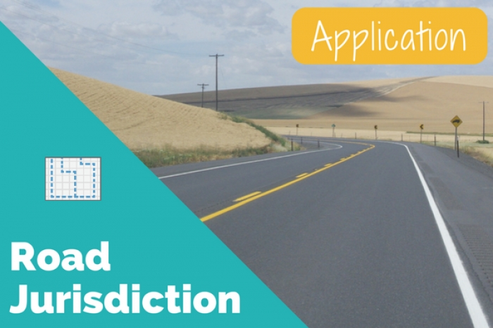 Highway Department and GIS Office Announce New Road Jurisdiction Application
